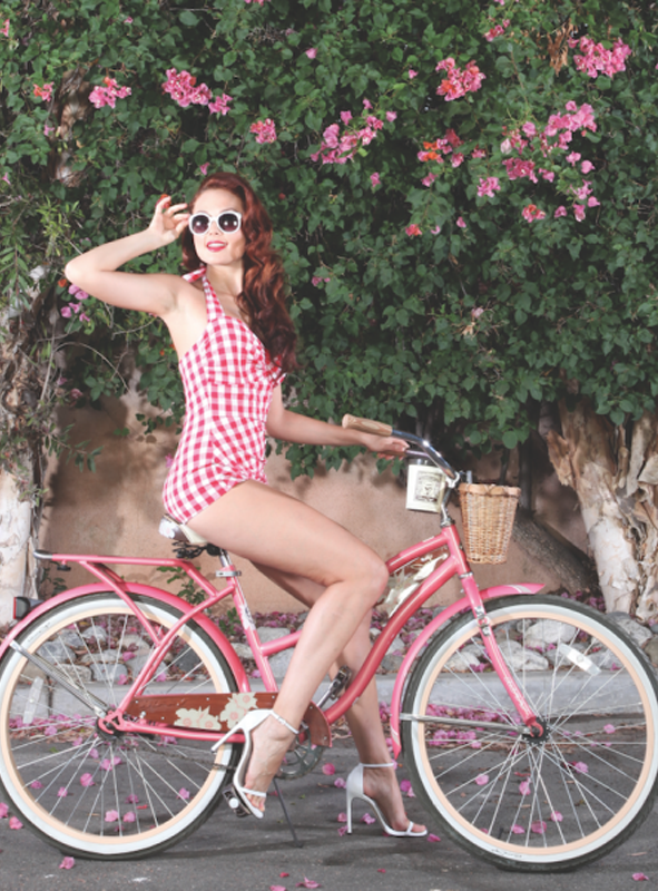 AVERY PLAYSUIT | RED GINGHAM-0