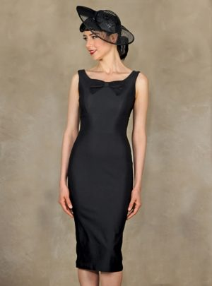 LITTLE BLACK DRESS FITTED-0