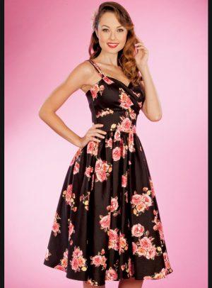 ARANA SWING DRESS-0