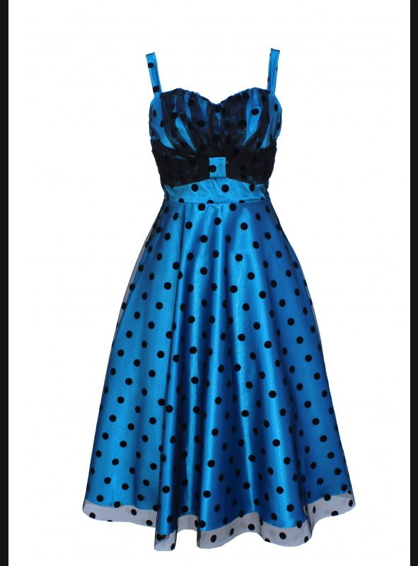 STARLIGHT SWING DRESS-0