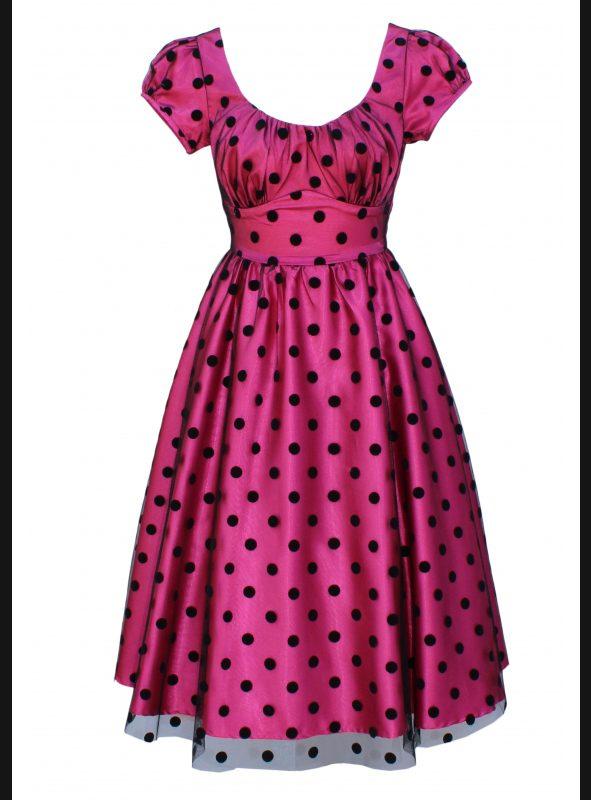 CLARA SWING DRESS-0