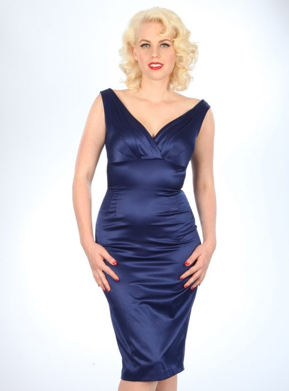 SAPRA | BLUE SATIN-0